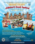 OC Childrens Book Festival 2013